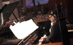 Orchestrator and pianist Mark Gasbarro