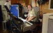 Keyboardist Jim Cox