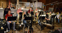 Trumpets: Jeff Bunnell, Malcolm McNab, Marissa Benedict, Paul Salvo / Trombones: Alan Kaplan, Bill Booth, Bill Reichenbach, Phil Teele / Tubas: John Van Houten, Norman Pearson