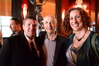 ASCAP's Jeff Jernigan, nominee Gary Yershon and publicist Beth Krakower