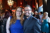 ASCAP's Jennifer Harmon with Oscar nominee Shawn Patterson