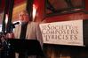 SCL President Ashley Irwin