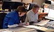 Orchestrator Kevin Kaska and scoring mixer Shawn Murphy