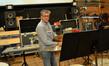Percussionist Bob Zimmitti