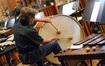 Percussionist Brian Kilgore