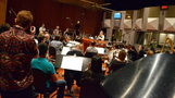 Composer/conductor Alison Plante and the Hollywood Chamber Orchestra