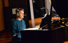 Pianist Robert Thies performs on <i>Trimountaine</i>