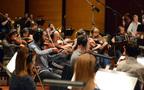 The orchestra records composer Alison Plante's concert work <i>Trimountaine</i>