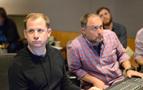 ProTools recordist Kevin Globerman and scoring mixer Chris Fogel