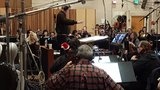 Nick Glennie-Smith conducting the Hollywood Studio Symphony