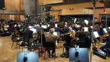 Nick Glennie-Smith conducting on <i>Deadpool</i>