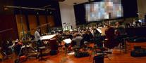 Conductor Michael Kosarin and Hollywood Studio Symphony perform on <i>Galavant: Season 2</i>
