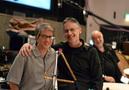 Percussionists Brian Kilgore and Wade Culbreath