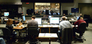 Inside the booth during the <i>Galavant: Season 2</i> sessions