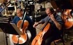 Cellists Dennis Karmazyn and Steve Erdody