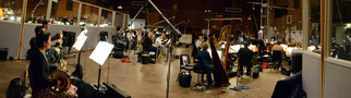 The Hollywood Studio Symphony performs on <i>Galavant: Season 2</i>