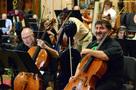 Cellist Steve Erdody and Armen Ksajikian