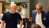 Composer John Debney and publicist Ray Costa
