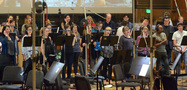 The choir performs on <i>Ice Age: Collision Course</i>