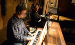 Pianists Mike Watts and Mike Lang