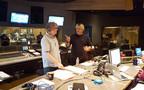 Scoring mixer Simon Rhodes and composer Simon Franglen discuss a cue