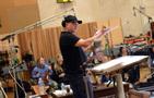 Composer/conductor Trevor Morris asks for more sound