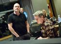 Composer Trevor Morris and recording mixer Jim Hill