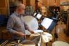 Percussionist MB Gordy