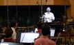 Composer Chris Lennertz on the podium