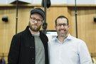 Producer/writer Seth Rogen and composer Christopher Lennertz