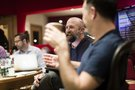 Co-director Conrad Vernon shares a laugh