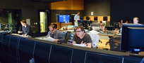 Orchestrator Jeremy Holland-Smith, composer Joby Talbot, and scoring mixer Alan Meyerson