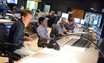 Orchestrator Jeremy Holland-Smith, ____, composer Joby Talbot, scoring mixer Alan Meyerson