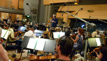 Conductor Mark Graham and the Hollywood Studio Symphony perform on <em>Sing</em>