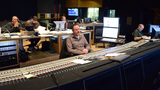 Composer John Ottman, supervising orchestrator Rick Giovinazzo, ProTools recordist Kevin Globerman, scoring mixer Casey Stone, and stage recordist Tim Lauber