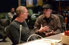 Composer John Ottman and supervising orchestrator Rick Giovinazzo discuss a cue