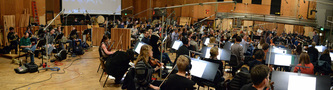 The Hollywood Studio Symphony performs a cue from <i>X-Men: Apocalypse</i>