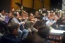 The violins perform on <em>Zootopia</em>