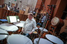 Timpanist Don Williams