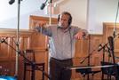 Nicholas Dodd conducts on <em>Alias Grace</em>