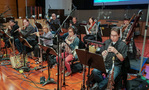The woodwind section on <em>Despicable Me 3</em>