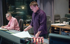 Orchestrator Geoff Stradling and scoring mixer Greg Townley