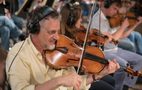 Brian Dembow on viola