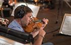 Rob Brophy on viola
