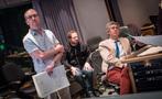 Composer Rolfe Kent and director Alexander Payne