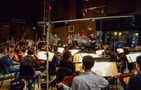 Composer Brian Tyler conducts the Hollywood Studio Symphony