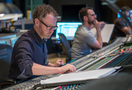 Composer Gordy Haab and scoring mixer Steve Kaplan