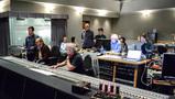 Song arranger Sergio Jiménez Lacima, director Paco Arango, scoring mixer Dennis Sands, orchestrator Milton Nelson, composer Nathan Wang, music editor Tom Carlson, and scoring mixer Adam Olmstead
