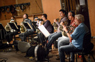 The French horn section on <em>Pirates of the Caribbean: Dead Men Tell No Tales</em>