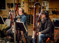 The bassoons